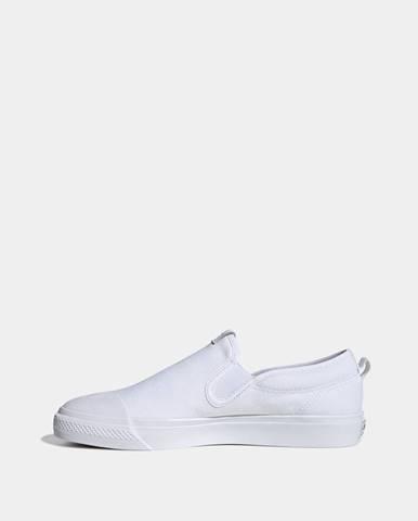 Biele espadrilky adidas Originals