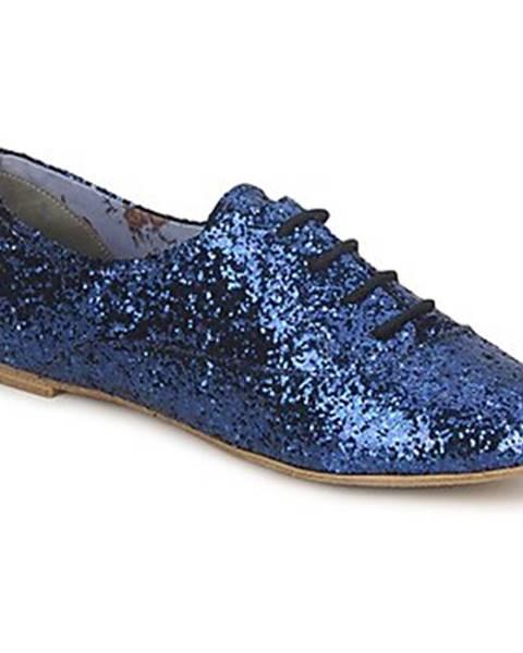 Modré topánky StylistClick