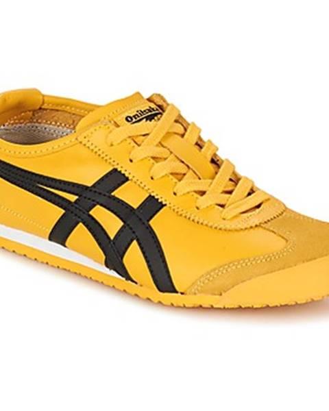 Žlté tenisky Onitsuka Tiger