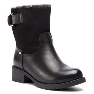 Jenny Fairy Členkové topánky Jenny Fairy WS16357-19 Materiał tekstylny,koža ekologická