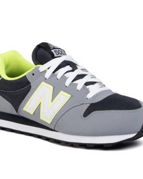 New Balance  Športové New Balance GM500TSG Materiał tekstylny,koža ekologická