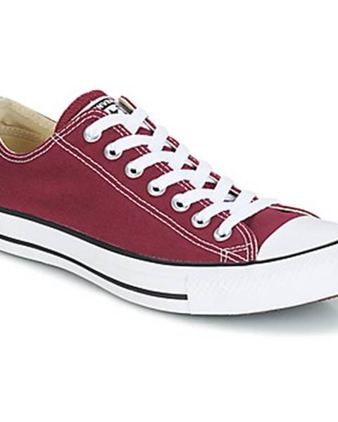 Bordové tenisky Converse