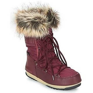 Obuv do snehu Moon Boot  MONACO LOW WP