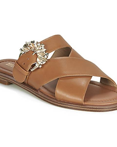 Hnedé topánky MICHAEL Michael Kors