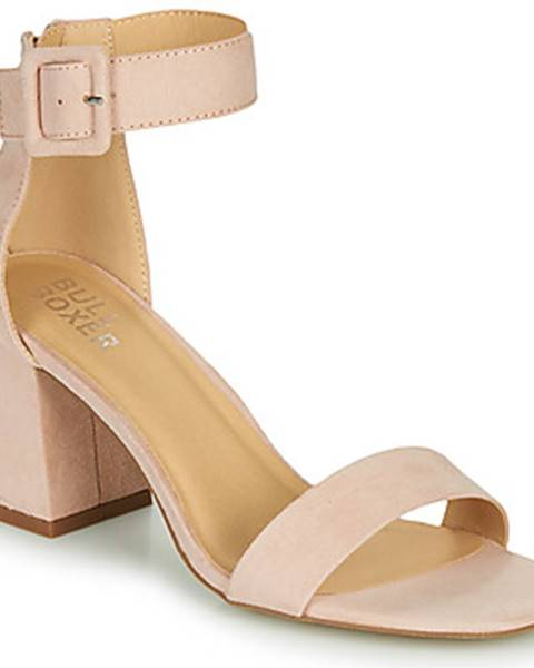 Ružové sandále Bullboxer