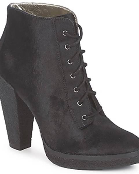 Čierne topánky Belle by Sigerson Morrison