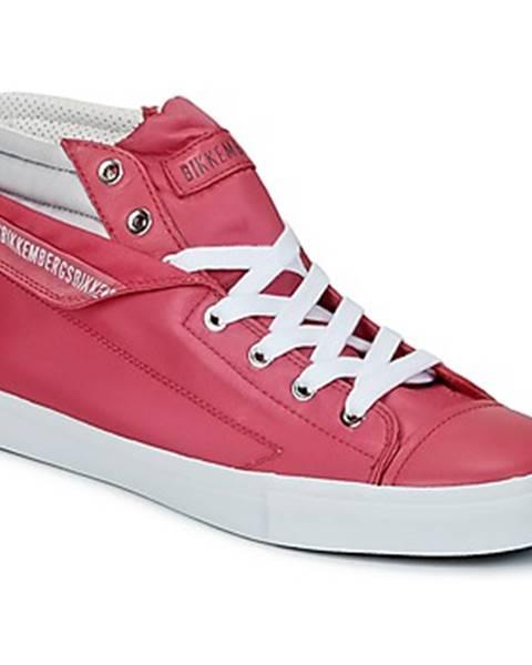 Ružové tenisky Bikkembergs