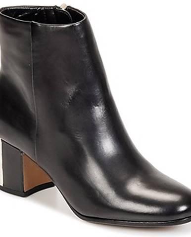 Čierne topánky Aldo