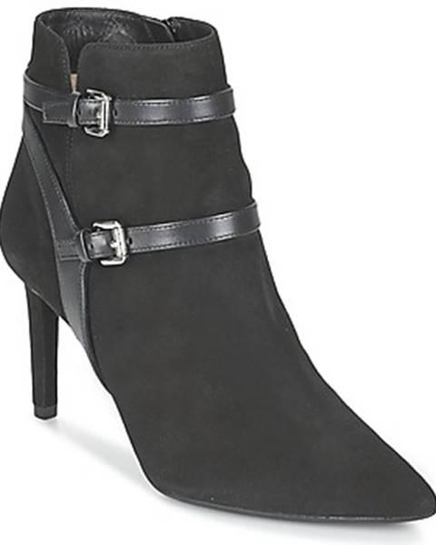 Čierne topánky MICHAEL Michael Kors