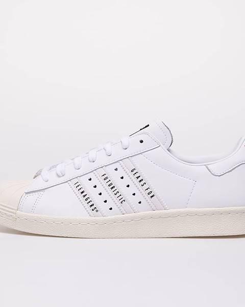 adidas Originals adidas x Pharrell Williams Superstar 80s Human Made Core Black/ Ftwr White/ Off White