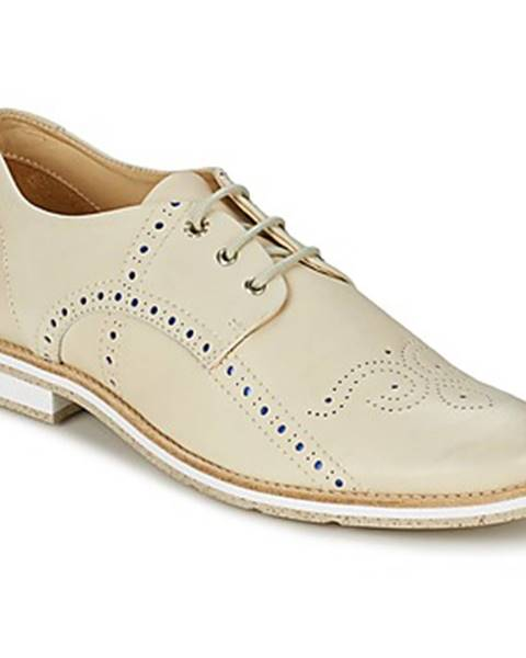Béžové topánky Marithé   Francois Girbaud