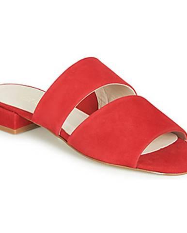 Červené topánky Fericelli