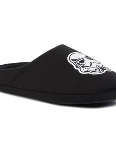 Čierne papuče Star Wars