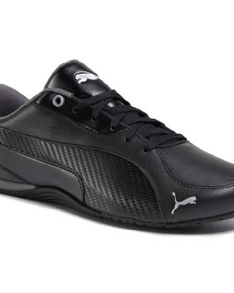 Čierne topánky Puma
