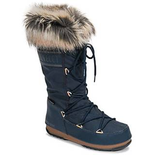 Obuv do snehu Moon Boot  MOON BOOT MONACO WP 2