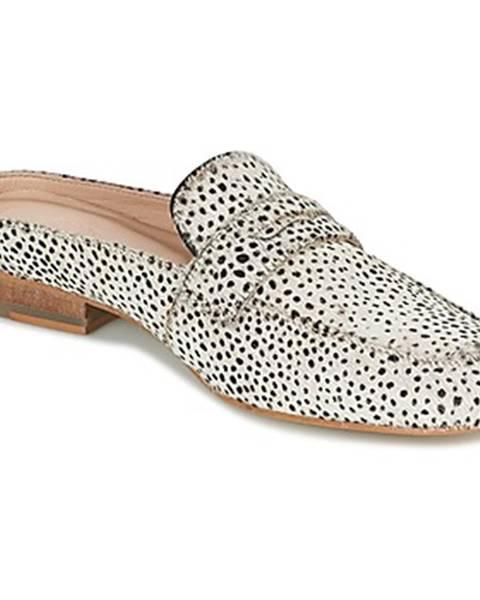 Biele topánky Maruti