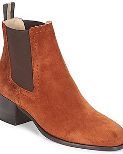 Hnedé topánky Marc O'Polo