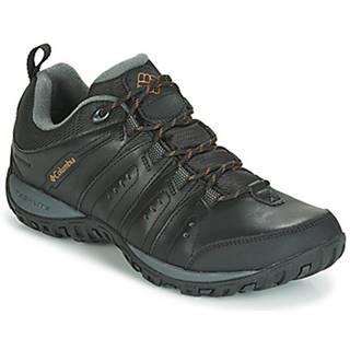 Univerzálna športová obuv Columbia  WOODBURN II WATERPROOF