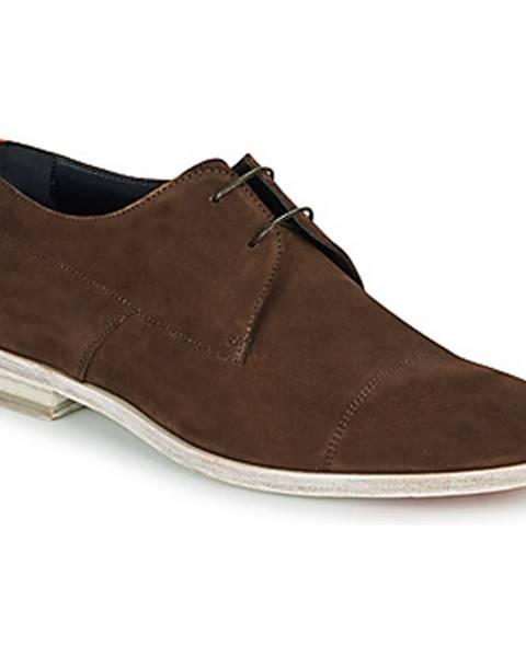 Hnedé topánky HUGO