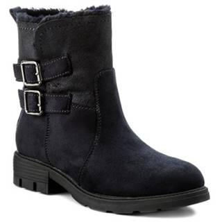 Členkové topánky Jenny Fairy WS16375-19 Materiał tekstylny