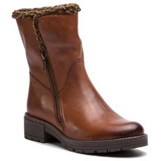 Členkové topánky Lasocki WI16-DANA-07 koža(useň) lícová