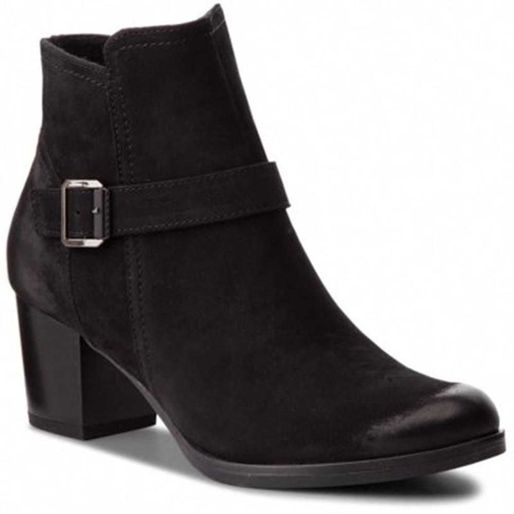 Lasocki Členkové topánky Lasocki 1690-05 nubuk,koža(useň) lícová