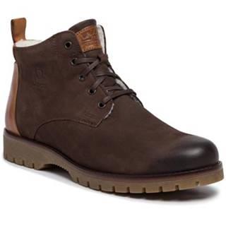Šnurovacia obuv Lasocki for men MB-STAN-04 nubuk,koža(useň) lícová