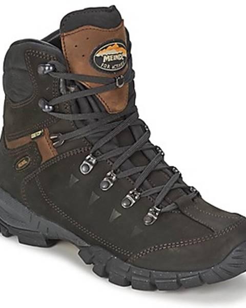Hnedé topánky Meindl