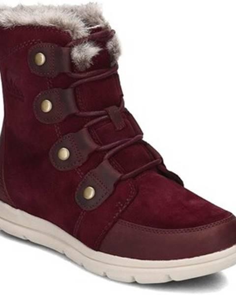 Viacfarebné topánky Sorel