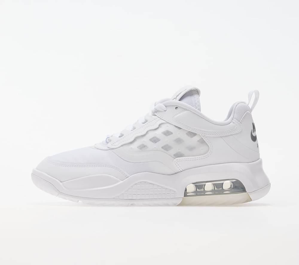 Jordan Jordan Max 200 White/ Metallic Silver