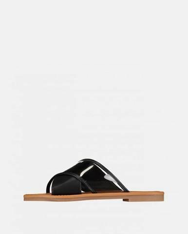 Čierne papuče Haily´s