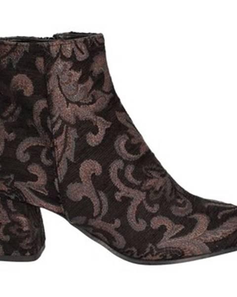 Hnedé topánky Alexandra/marta Mari