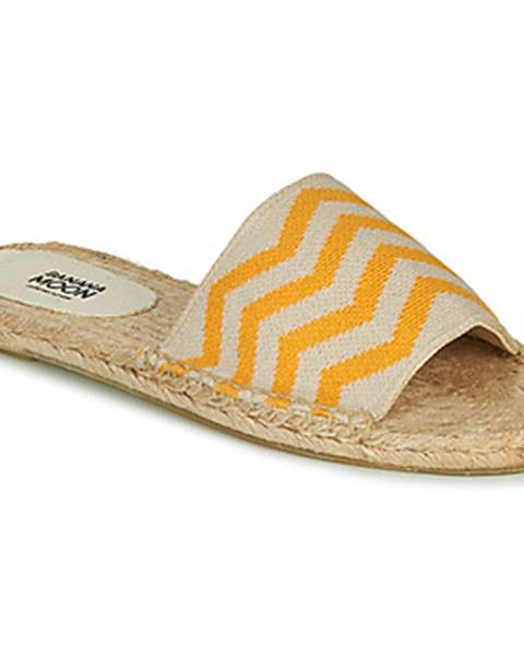 Žlté topánky Banana Moon