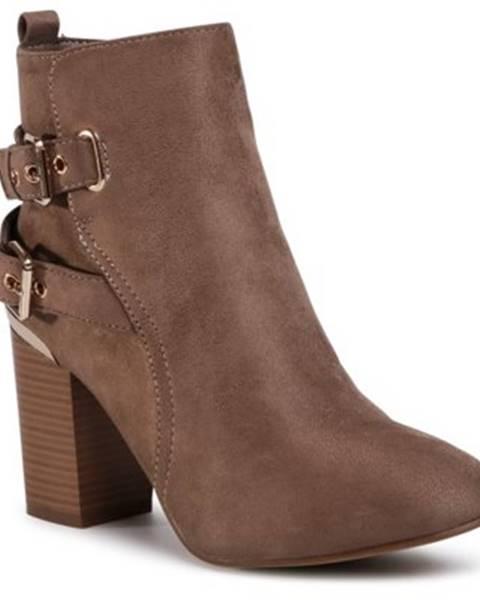 Béžové topánky Jenny Fairy
