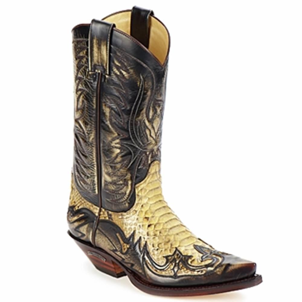 Sendra boots Čižmy do mesta Sendra boots  JOHNNY