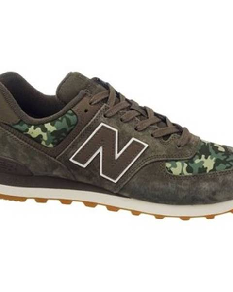New Balance  Nízka obuv do mesta  574