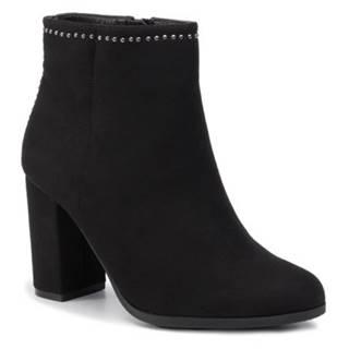 Členkové topánky Jenny Fairy WYL1895-6 Materiał tekstylny