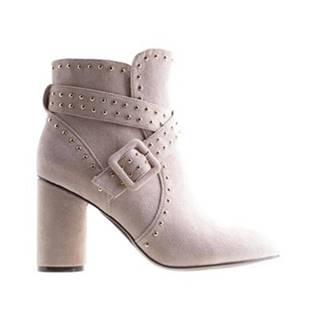 Členkové topánky DeeZee WYL2292-1 Materiał tekstylny