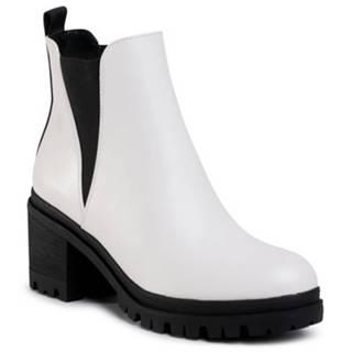 Členkové topánky Jenny Fairy WS2902-10 koža ekologická