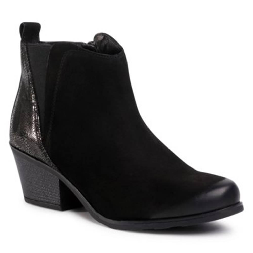 Lasocki Členkové topánky Lasocki RST-CORIA-04 nubuk,koža(useň) lícová
